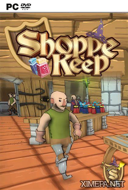 постер игры Shoppe Keep
