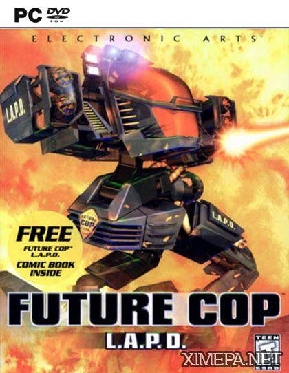 игра Future Cop L. A. P. D.