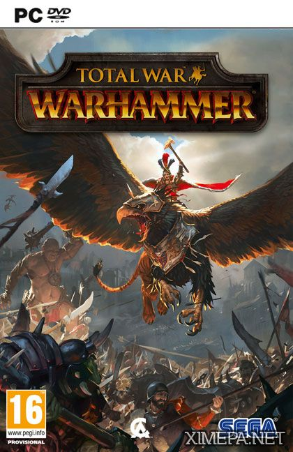 постер игры Total War: WARHAMMER