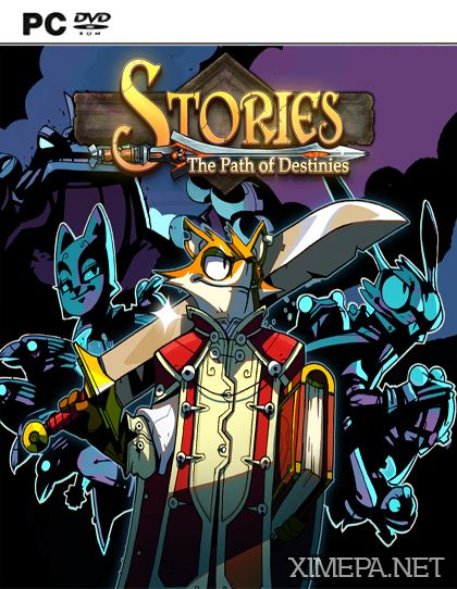 игра Stories: The Path of Destinies