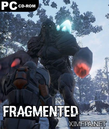 игра Fragmented