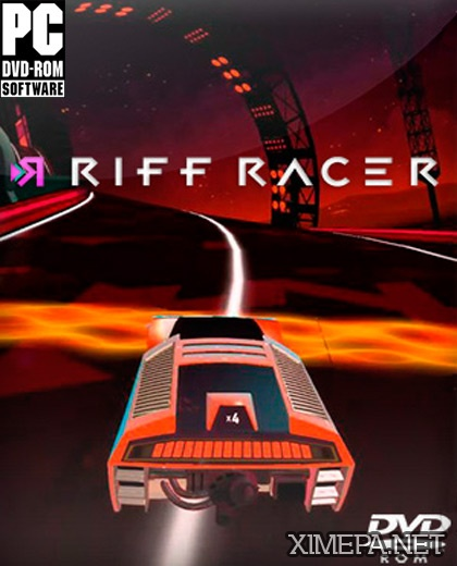 игра Riff Racer - Race Your Music