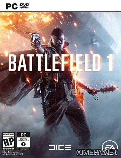 постер игры Battlefield 1