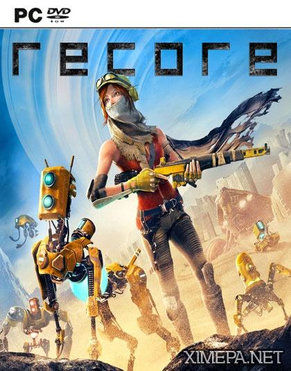 постер зрелище ReCore