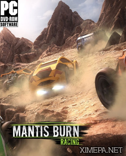 игра Mantis Burn Racing