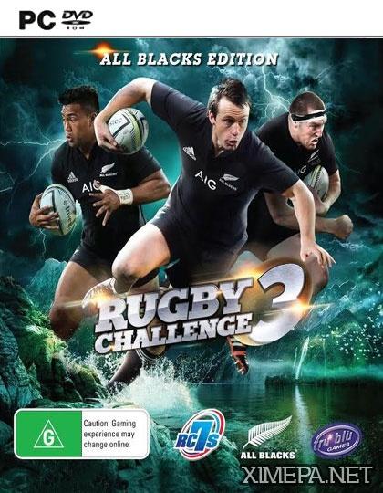 игра Rugby Challenge 0