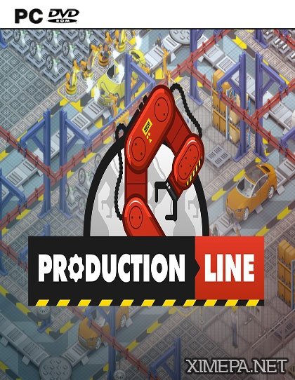 постер игры Production Line