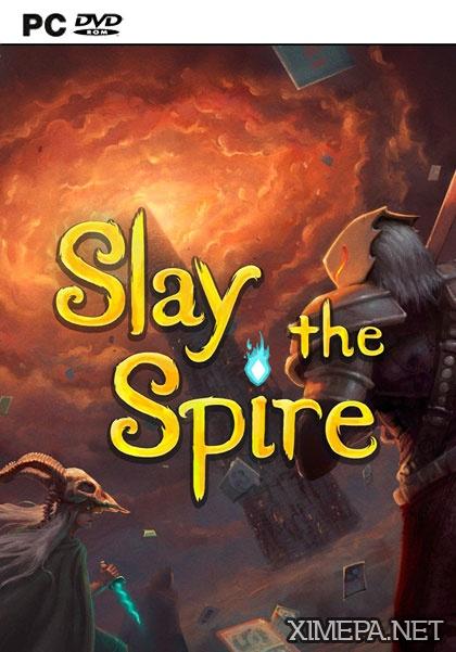 постер игры Slay the Spire