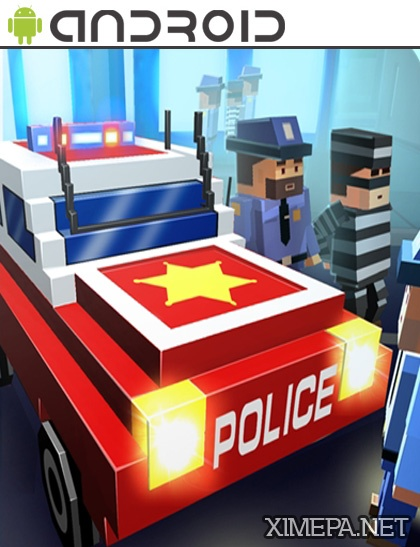 игра Blocky City: Ultimate Police