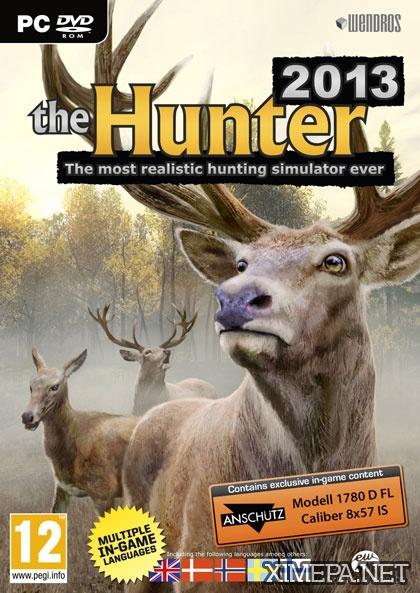 постер зрелище The Hunter 0013: Симулятор охоты