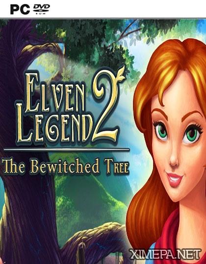 постер игры Эльфийские легенды 2: Заколдованное дерево