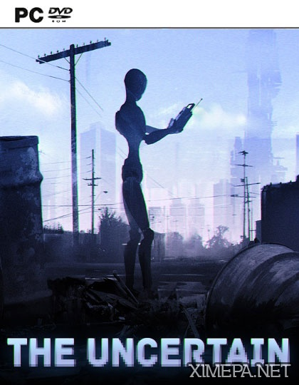 Постер игры The Uncertain