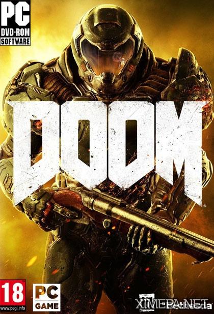 постер игры DOOM 4
