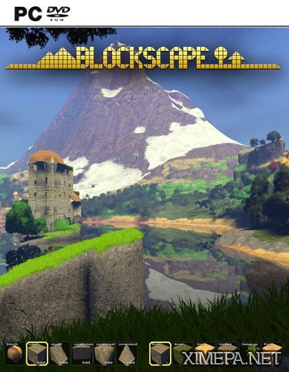 постер игры Blockscape