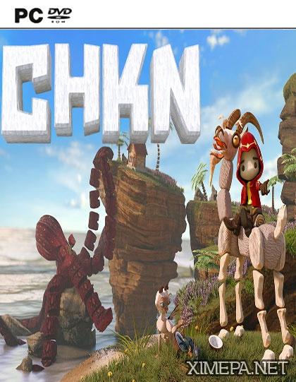постер игры CHKN