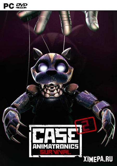 постер игры CASE 2: Animatronics