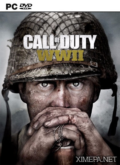 постер игры Call of Duty: WWII