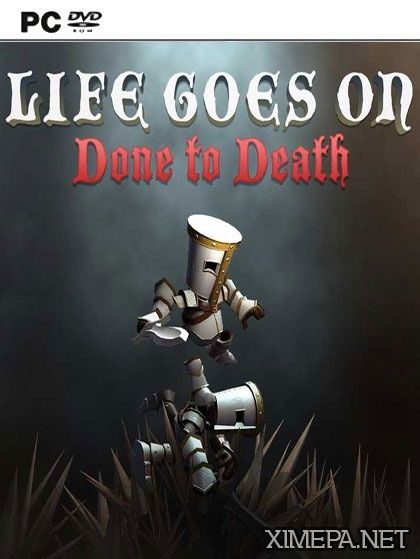 постер игры Life Goes On: Done to Death
