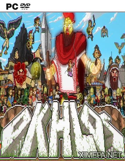 постер игры Okhlos