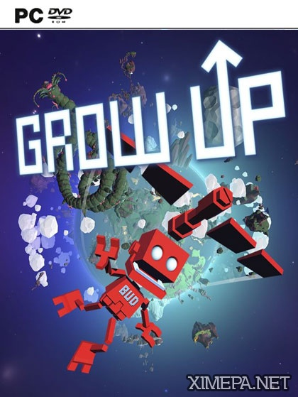 постер игры Grow Up