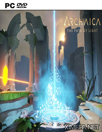 постер игры Archaica: The Path of Light