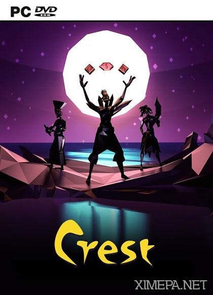 постер игры Crest - an indirect god sim