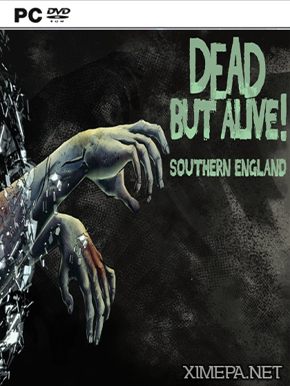 постер игры Dead But Alive! Southern England