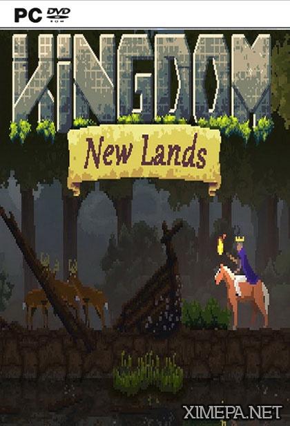 постер игры Kingdom: New Lands