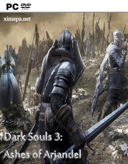 постер игры Dark Souls 3 - Ashes of Ariandel