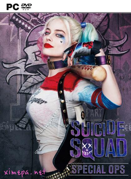 постер ПК игры Отряд самоубийц: Спецназ
