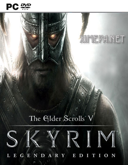 постер зрелище The Elder Scrolls 0: Skyrim Legendary Edition