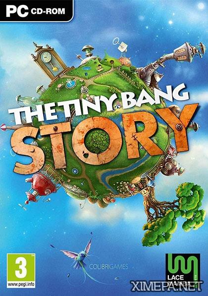 постер игры The Tiny Bang Story