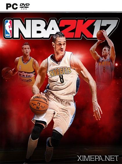 постер игры NBA 2K17