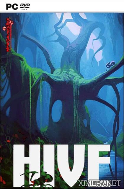 постер игры Рой \ The Hive