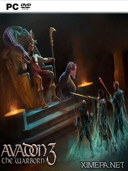 постер игры Avadon 3: The Warborn