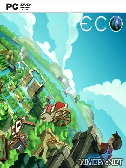 постер игры Eco - Global Survival Game