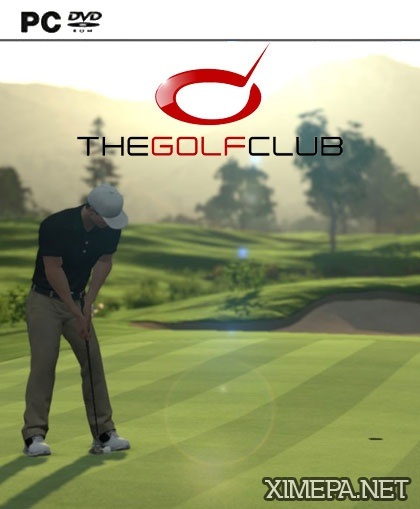 постер игры The Golf Club
