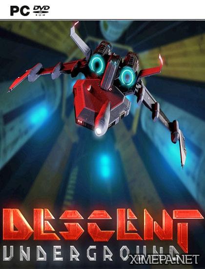 постер игры Descent: Underground