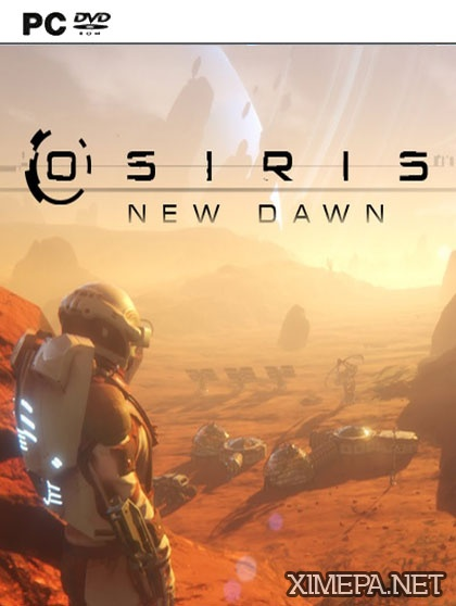 постер игры Osiris: New Dawn