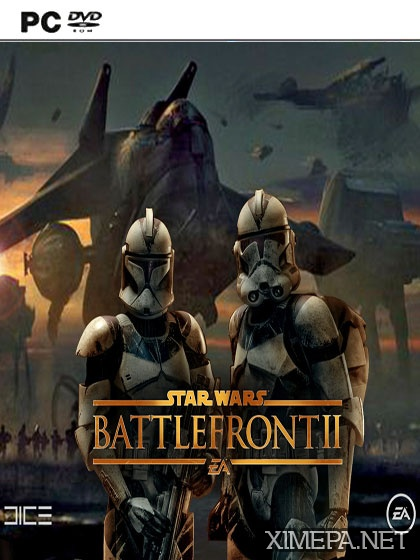 постер игры Star Wars: Battlefront 2