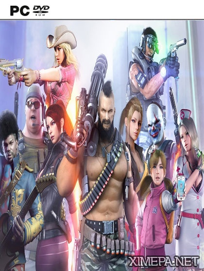 постер игры Battle Carnival