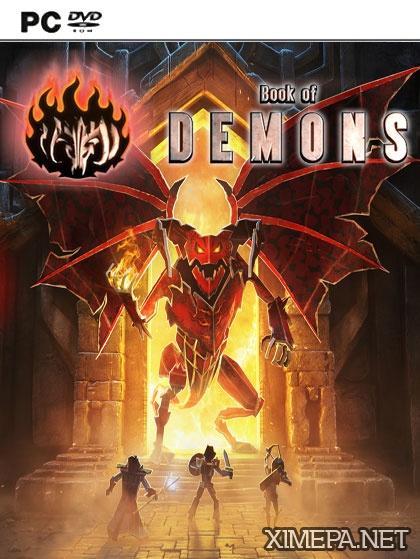 постер игры Book of Demons