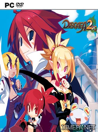 постер игры Disgaea 2 PC
