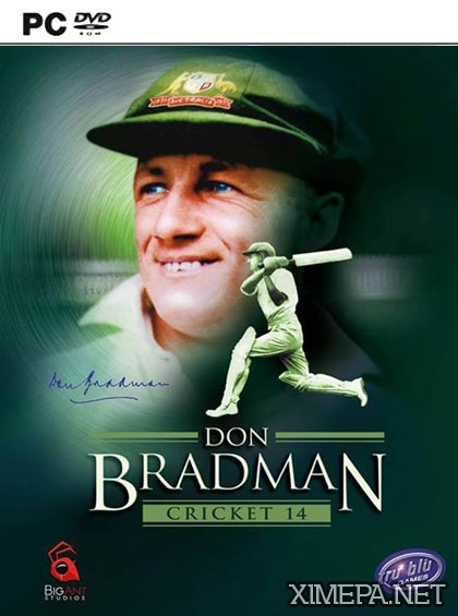 постер зрелище Don Bradman Cricket 07