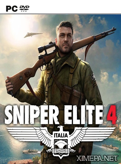 постер игры Sniper Elite 4