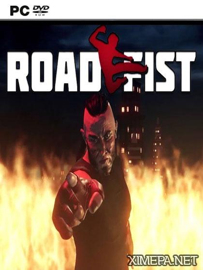 постер игры Road Fist
