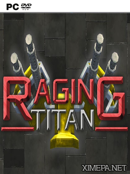 постер игры Raging Titan