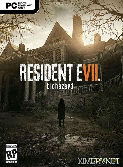 постер игры Resident Evil 7: Biohazard