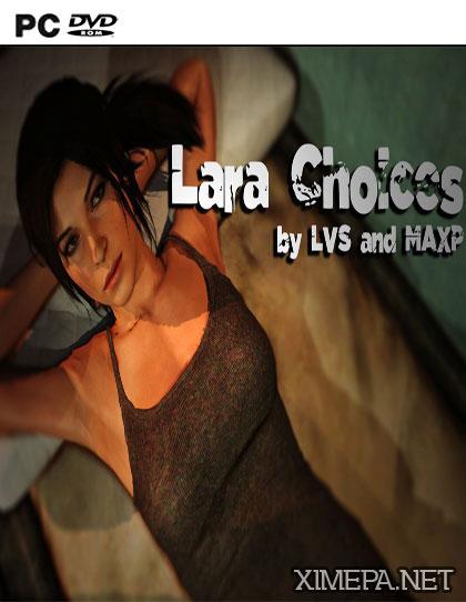 постер игры Lara Choices