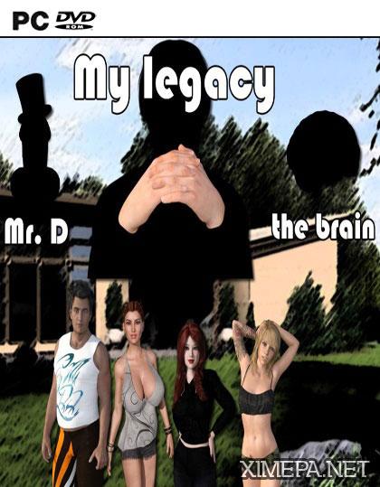 постер игры My Legacy